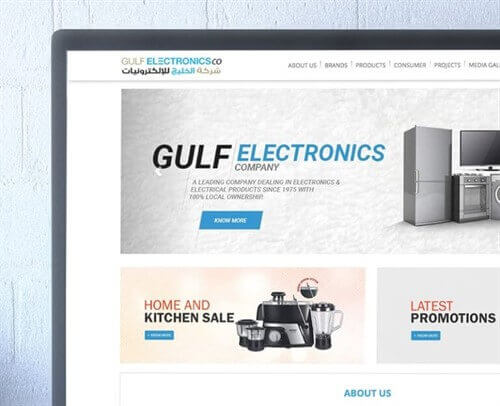 E-commerce Website Design Ideas by Prism Digital
